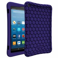 For New Amazon Fire HD 8 2017 / HD 10 / HD 6 Kiddie ShockProof Silicone Case