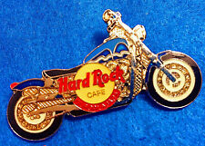 GUADALAJARA MEXICO 2 TONE BLUE WHITE TANK MOTOR CYCLE BIKE Hard Rock Cafe PIN