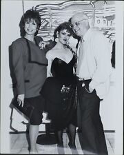 Michele Lee, Bernadette Peters, George Christy, George Christy ORIGINAL PHOTO