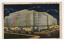 Kansas City Auditorium Where I Saw James Brown in 67 It Turned Into A Riot PC 38