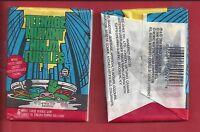 1990 O-Pee-Chee Teenage Mutant Ninja Turtle Movie Photo cards single Wax Pack