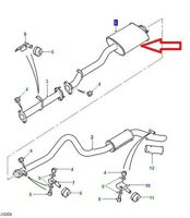 Land Rover Defender 2.5 300TDi Expansion Tank Bleed Hose Bearmach PCH000120