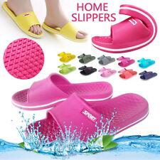 New Unisex Non Slip Bathroom Slippers Shower Shoes Home Anti-Slip Sandals Slide