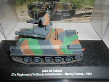 AMX 30 ROLAND FRANCE 1991 #31 MILITARY DeAGOSTINI 1:72