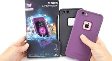 New LifeProof FRE WaterProof Case For Apple iPhone 5 5s SE. Crushed (Purple)
