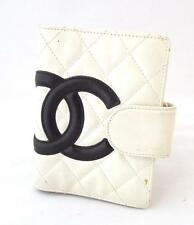 CHANEL Cambon Line Notebook Cover