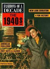 Fashions of a Decade: The 1940s-ExLibrary