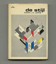 1967 Hans L C Jaffé DE STIJL Theo van Doesburg OUD Gerrit RIETVELD Mondrian HC
