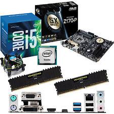 INTEL Core i5 6400 2.7Ghz & ASUS Z170-P & 16GB DDR4 3200 CORSAIR Bundle