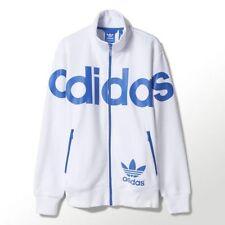 adidas Fleece Zip Hip Length Coats & Jackets for Men