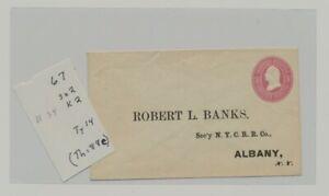US - Used Postal Stationery Lot # 5