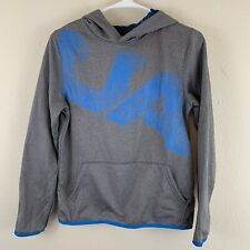 Under Armour youth XL hooded sweatshirt athletic pullover