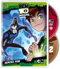 Ben 10: Omniverse: Volume 2: Heroes Rise [New DVD] 2 Pack, Dolby