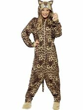 Leopard Costume, Medium, Adult Costumes Party Animals Fancy Dress