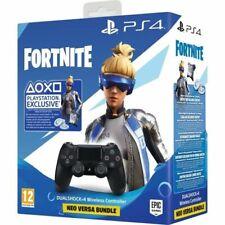 Manette Ps4 Sony PlayStation Dualshock Pack de Voucher de Fortnite Neo Versa ...