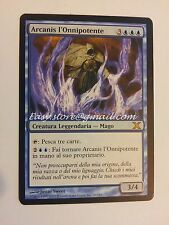 ARCANIS L'ONNIPOTENTE - ARCANIS THE OMNIPOTENT ITA - MTG MAGIC