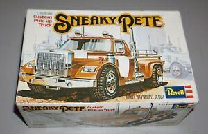 Sneaky Pete Custom Pickup Truck Revell 1/25.