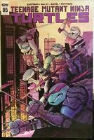 Teenage Mutant Ninja Turtles #85 IDW Comics Incentive 1:10 Variant NM