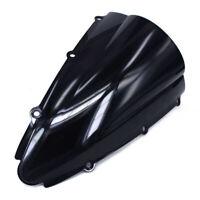 Black Windshield Windscreen Screen For Yamaha YZF R1 YZFR1 2000 2001 Motorcycle
