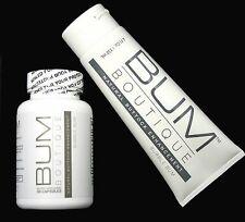Combo Bum Boutique Butt Enhancement Capsules & Cream Booty Enlargement Pills