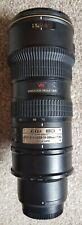 Nikon AF-S VR 70-200 F2.8G
