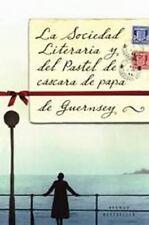 La Sociedad Literaria y del Pastel de Cscara de Papa de Guernsey-ExLibrary