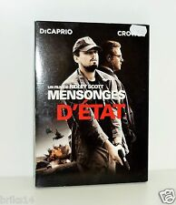 DVD VIDEO MENSONGES D'ETAT