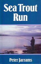 JARRAMS PETER FLYFISHING BOOK SEA TROUT RUN SEATROUT hardback BARGAIN new