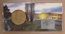 1993 Australia Dollar $1  Landcare MS UNC Royal Australian Mint Packaging