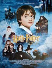 HARRY POTTER A L'ECOLE DES SORCIERS Affiche Cinéma Originale 53x40 Movie Poster