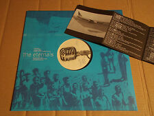 """THE ETERNALS - CHAPTER AND VERSE - 12"""" 3-TRACK-EP - thrill 12.16 - USA 1999"""
