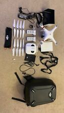 Dji Phantom 3 Advanced Drone With Two Batteries And Many Extras