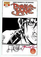 Painkiller Jane #1 2007 Signed Amanda Conner and Jimmy Palmiotti 1:10 Variant