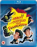 Abbott And Costello Meet Frankenstein (BD) [Blu-ray] [2017] [DVD][Region 2]