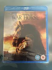 WAR HORSE*****BLU-RAY*****REGION B*****NEW & SEALED