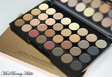 Make Up Revolution Ultra 32 Shades Eyeshadow Palette - FLAWLESS