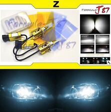 LED Kit Z 96W 9006 HB4 6000K White Two Bulbs Head Light Low Beam Replacement OE