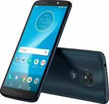 Motorolo Moto G6 Play XT1922-9 (AT&T) 16GB Blue