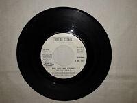 "Barry Manilow / The Rolling Stones – Disco Vinile 45 Giri 7"" Ed. Promo Juke Box"
