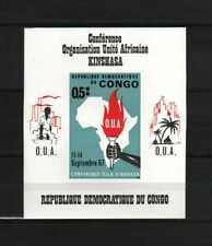 Belgisch Congo Belge Rep. Congo n° BL21  MNH imperf. OUA Kinshasa c18.50Eu