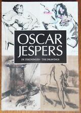 Oscars Jespers - The drawings - José Boyens - Hein A.M. Klaver - 2014