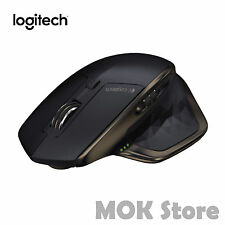 Logitech MX Master Wireless Bluetooth Rechargeable Laser Mouse 910-004337 -Black