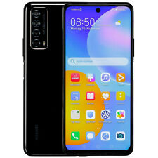 "HUAWEI p Smart 2021 128gb MIDNIGHT BLACK NUOVO DUAL SIM 6,67"" Smartphone Cellulare OVP"