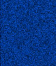 Color Blends Rich Royal Blue BTY cotton quilt fabric Quilting Treasures