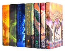 Complete Harry Potter Full Book Set Volumes 1-7 Hardback