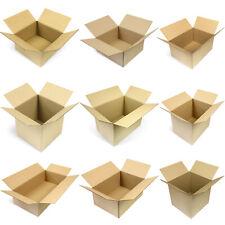 Versand Falt Kartons Verpackungen Schachtel Kisten Kartonagen Faltkartons braun