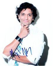 M. NIGHT SHYAMALAN signed autographed photo