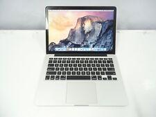 "Apple MacBook Pro 13"" A1502 RETINA EARLY-2015  i7 3.1GHZ / 16GB DDR3 / 256GB SSD"