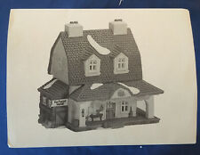 Department 56 Sleepy Hollow Series: Van Tassel Manor, New England Village.