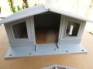 """(1) """" S """"  SCALE    HARDWARE STORE,    STORE   3D  PRINTED  L@@K  1/64  1:64"""